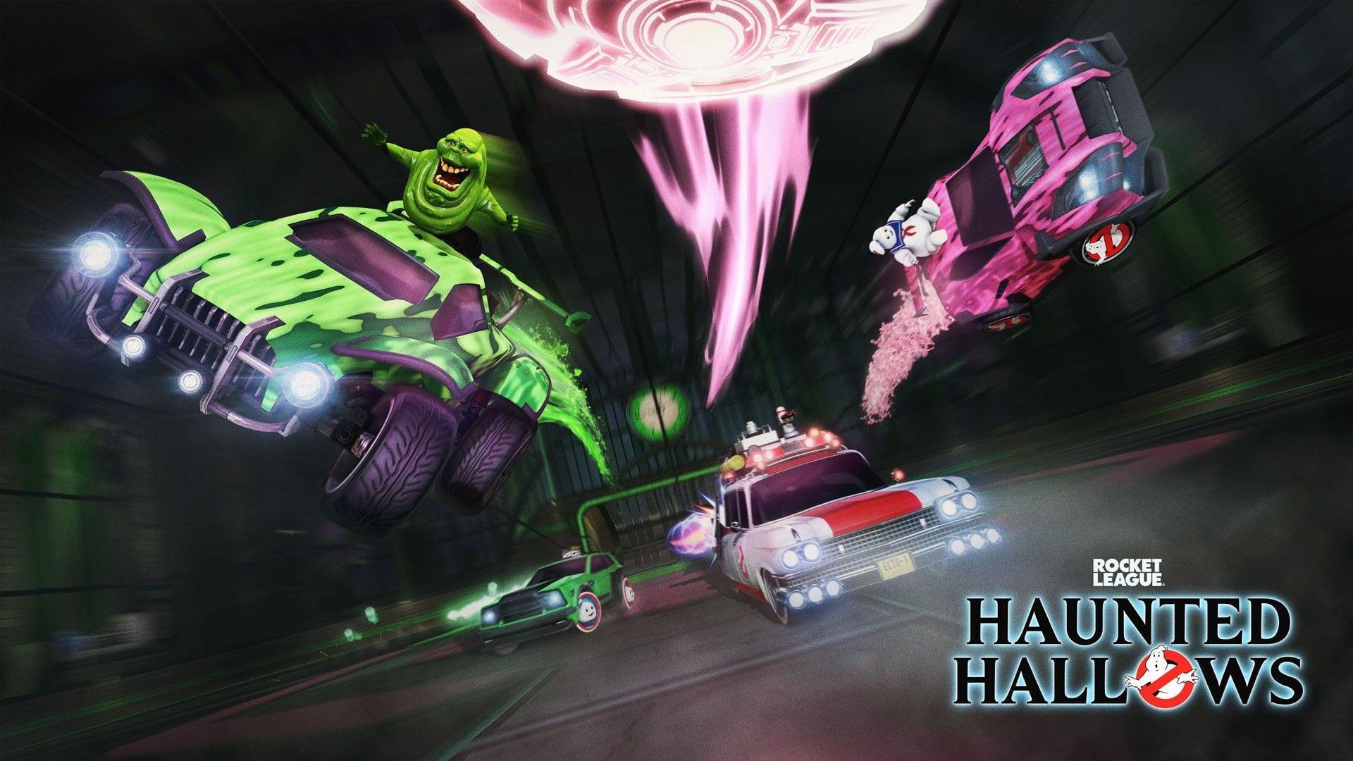 Rocket-League-Haunted-Hallows