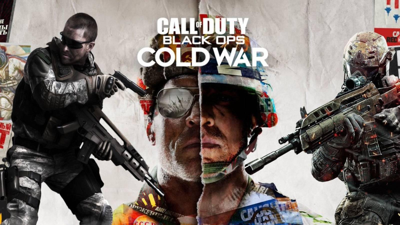 COD BLOPS Cold war