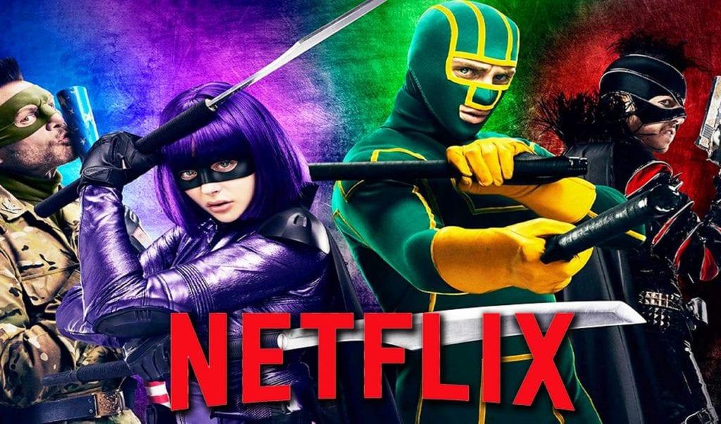 Netflix Kick Ass 2