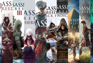 Assassin's Creed Infinity principal