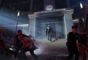 Robocop: Rogue City 3