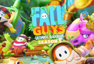 Fall Guys Temporada 5