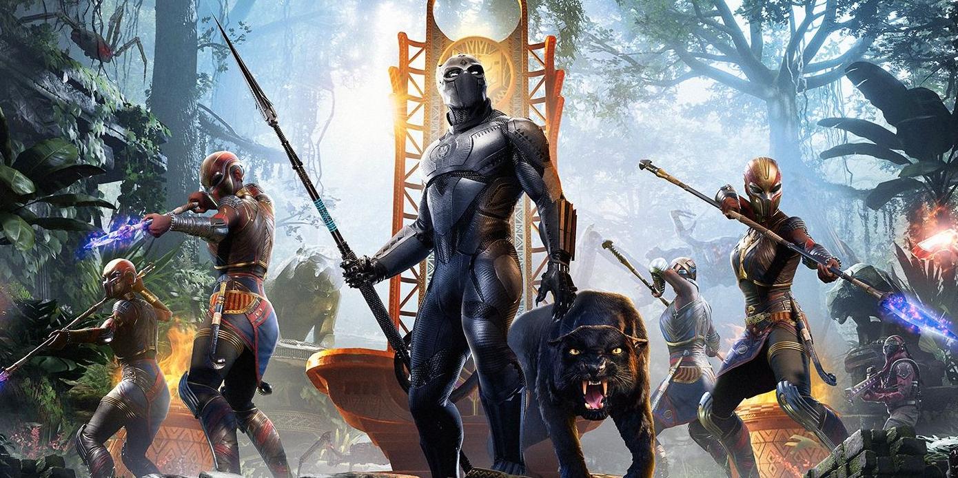 Marvel Avengers Guerra Wakanda 5