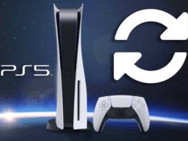 Actualización Software del PS5